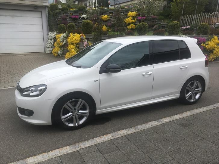 VW Golf VI  R-line Sport VW 1