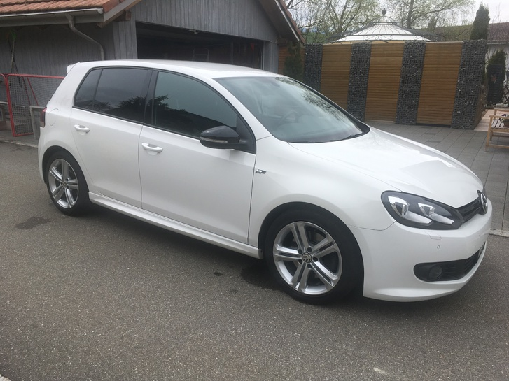VW Golf VI  R-line Sport VW 2