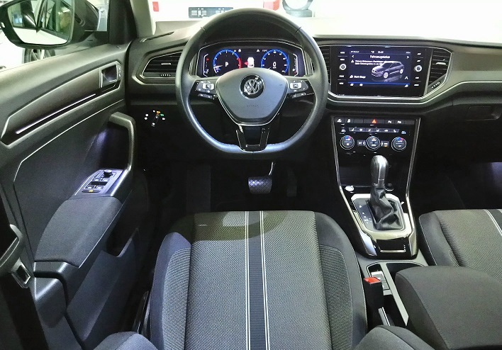 VW T-Roc 1.5 TSI Advance DSG VW 3