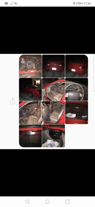 Pontiac grand prix gtp Kompressor  Pontiac 2