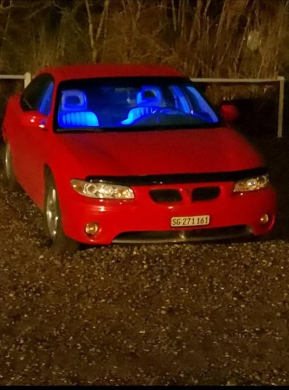 Pontiac grand prix gtp Kompressor  Pontiac 4