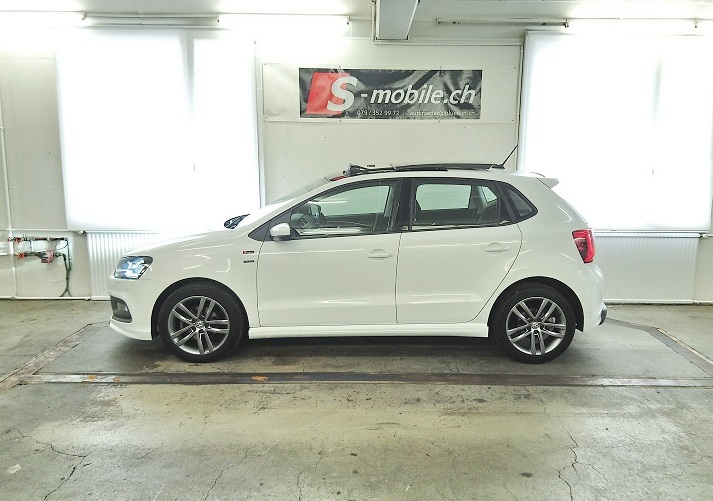 VW Polo 1.2 TSI BMT Lounge DSG, PANORAMADACH  VW 1