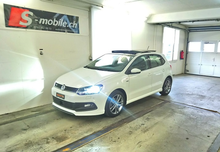 VW Polo 1.2 TSI BMT Lounge DSG, PANORAMADACH  VW 2