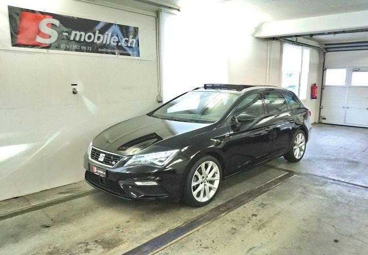 SEAT Leon ST 1.4 TSI ACT FR Line DSG PANORAMADACH  Seat 2