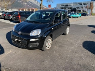 Fiat Panda TwinAir CNG Fiat 1