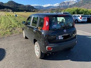 Fiat Panda TwinAir CNG Fiat 2