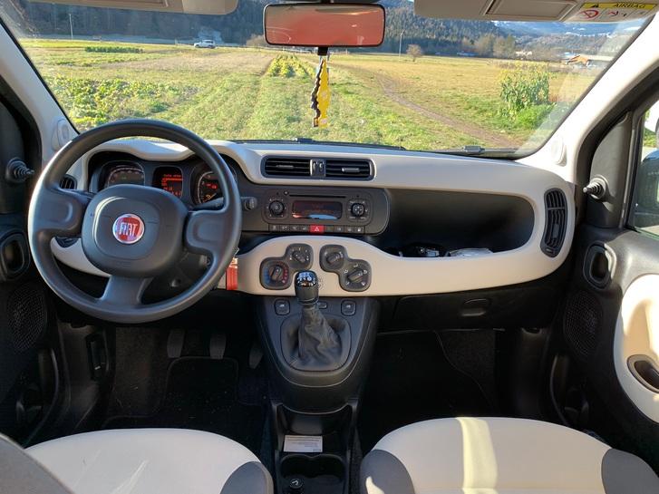 Fiat Panda TwinAir CNG Fiat 3
