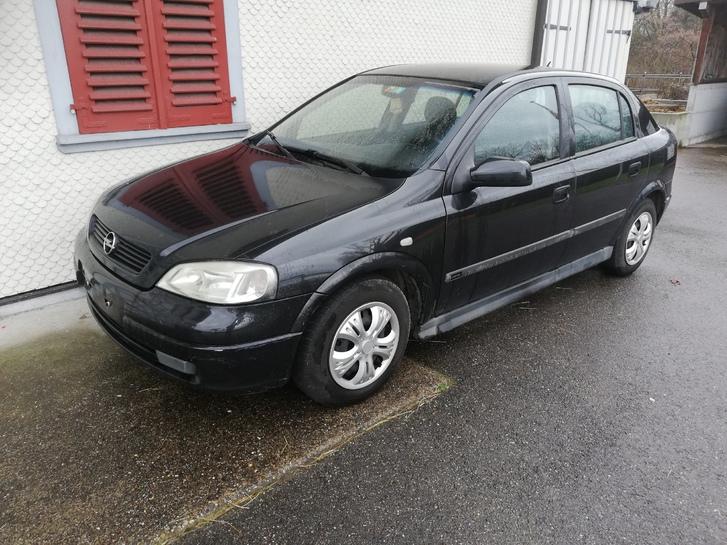 Opel Astra 1.6   ab Platz  Jahrg. 2001 Opel 1