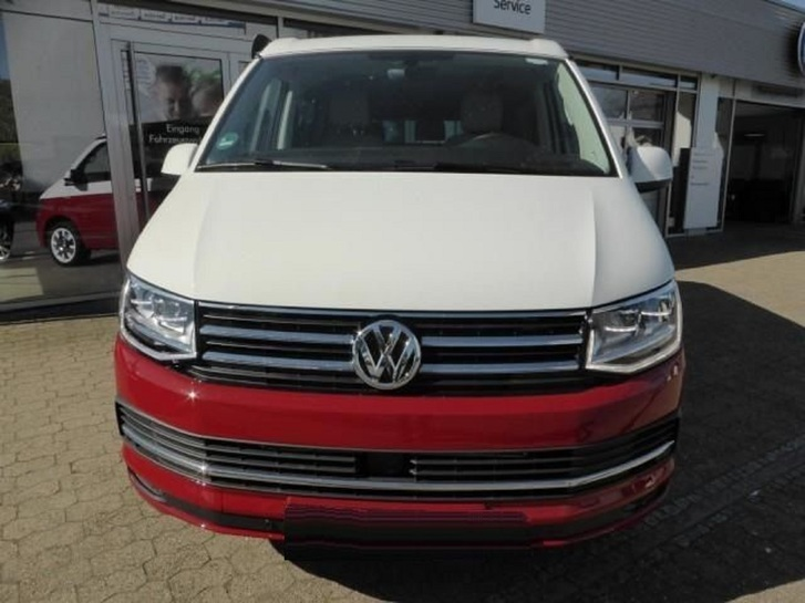 VW T6 California 2.0 TDI Ocean Liberty VW 1