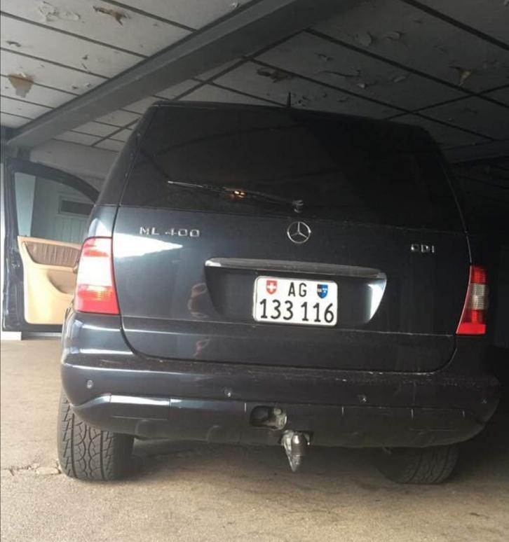 ML 400CDİ Mercedes 2