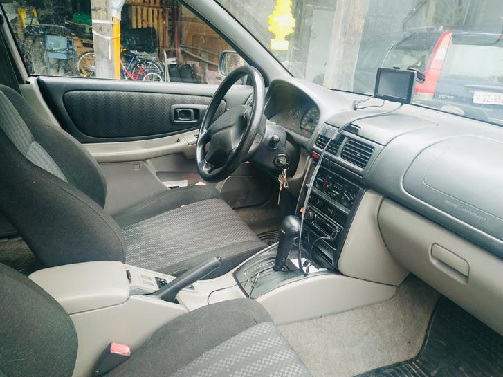 Subaru Impreza 2.0A /4x4 + neue Winterreifen Subaru 4