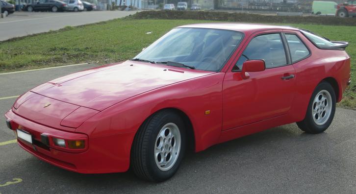 sehr seltene Gelegenheit: PORSCHE 944 Baujahr 1985 in Topzustand Porsche 1