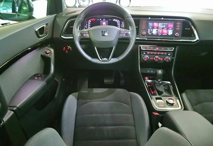 SEAT Ateca 1.5 TSI EVO Xcellence DSG  Seat 3