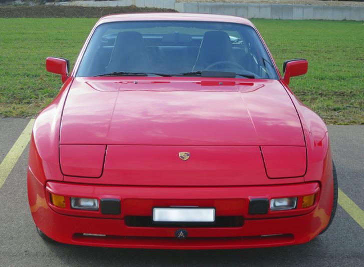 Porsche 944 in Topzustand 100% original mit nur 52'500 km!  Porsche 1