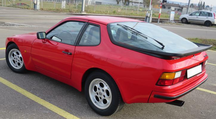 Porsche 944 in Topzustand 100% original mit nur 52'500 km!  Porsche 2
