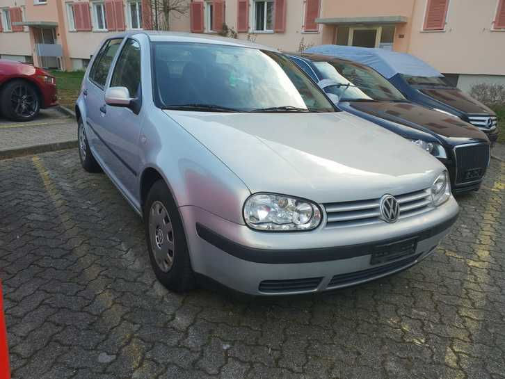 Vw golf 4 VW 1