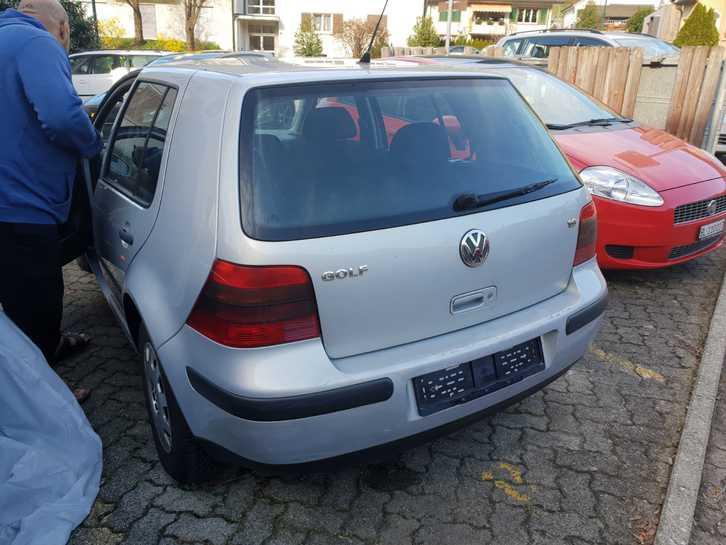 Vw golf 4 VW 2