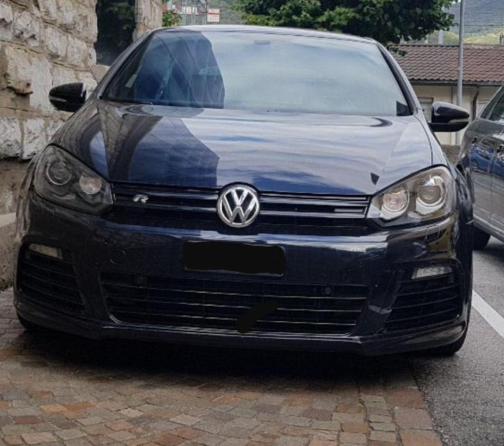 VW Golf IV R 4Motion VW 2