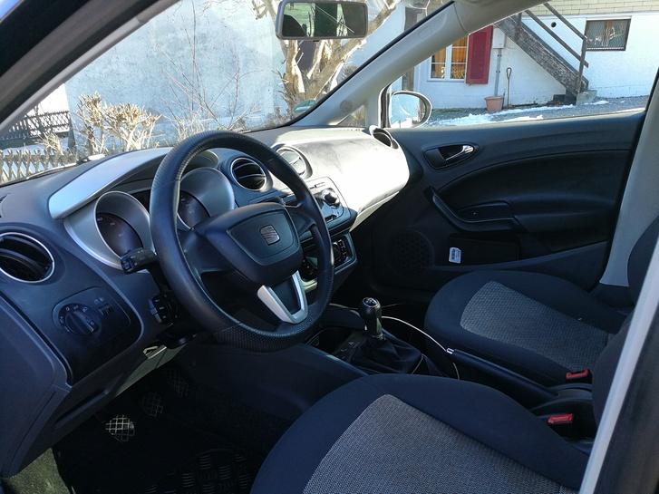 Seat Ibiza Sport 1.6, Top gepflegt, Preis VB Seat 2