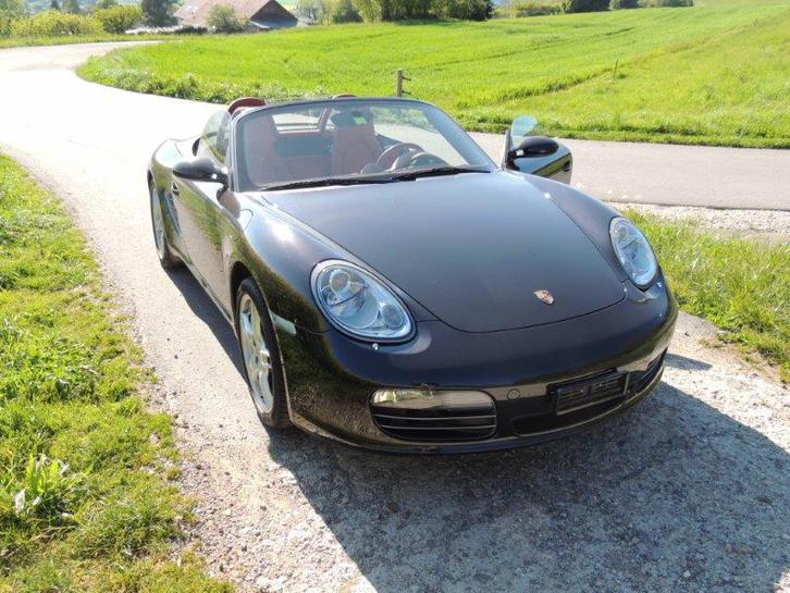 Porsche Boxster S 3.4 Tiptronic Porsche 3