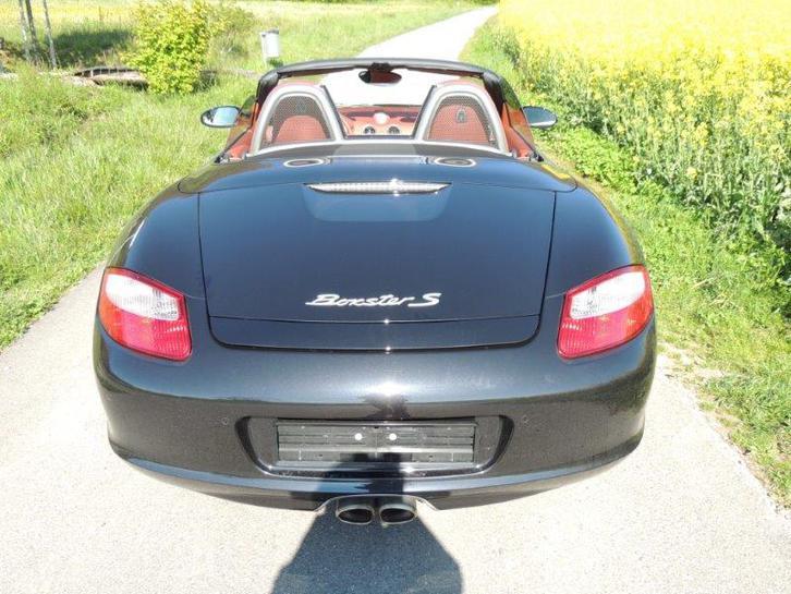 Porsche Boxster S 3.4 Tiptronic Porsche 4