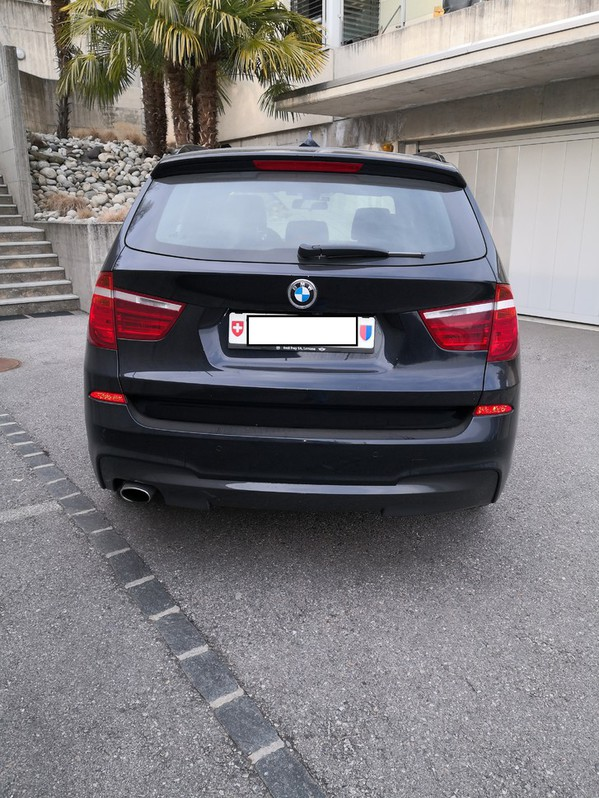 BMW X3 XDRIVE 20d Steptronic MSPORT BMW 1