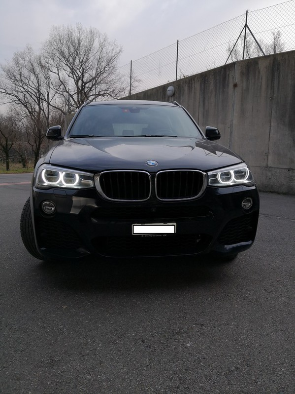 BMW X3 XDRIVE 20d Steptronic MSPORT BMW 3