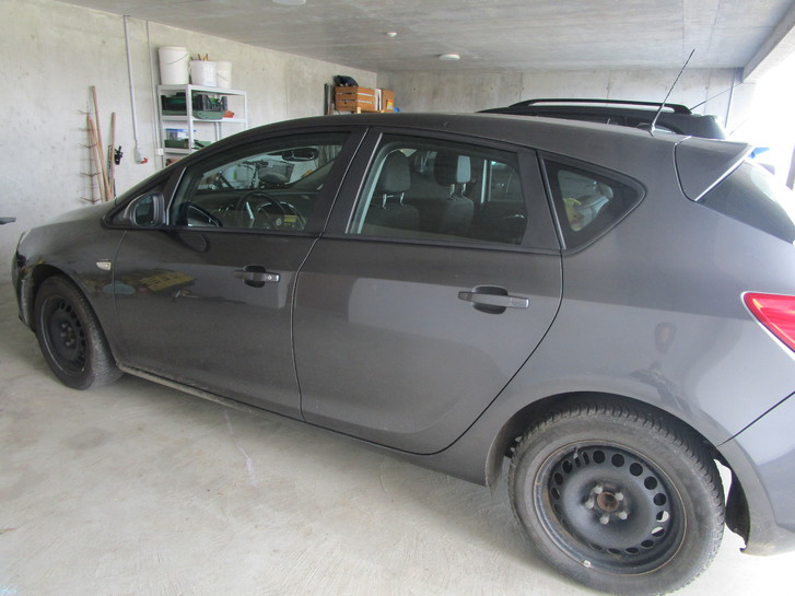 Opel Astra --------- 1