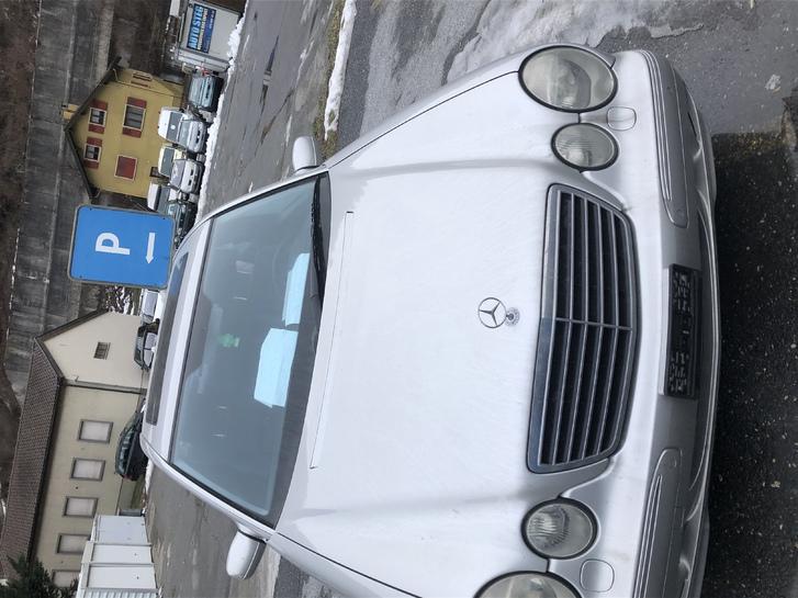 Merzedes Benz E320 4 Matik Mercedes 2