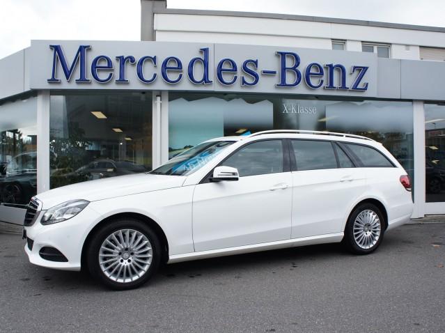 Mercedes Benz E-Klasse Mercedes 1