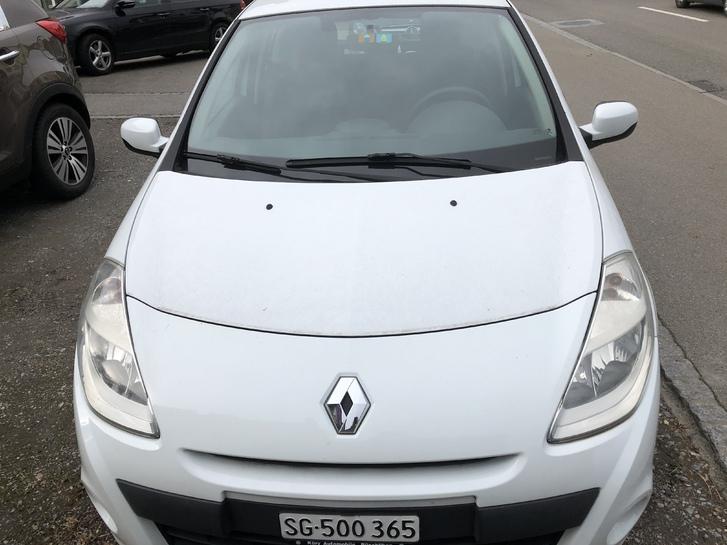 Clio Renault 1