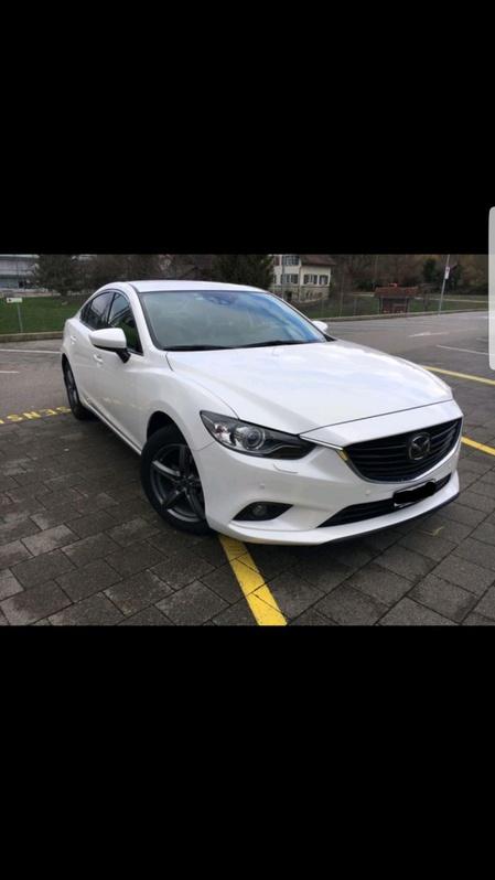 Mazda 6 - 2.5l Skyactiv Mazda 2