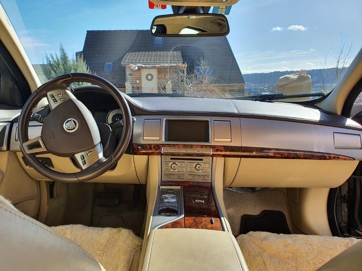 Jaguar XF 3.0D Topzustand zum verkaufen Jaguar 3