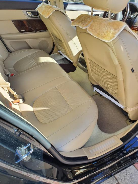 Jaguar XF 3.0D Topzustand zum verkaufen Jaguar 4