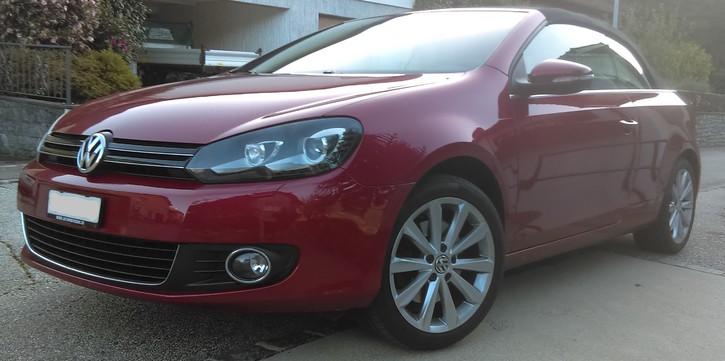 VW Golf Cabrio 1.4 TSI DSG VW 1
