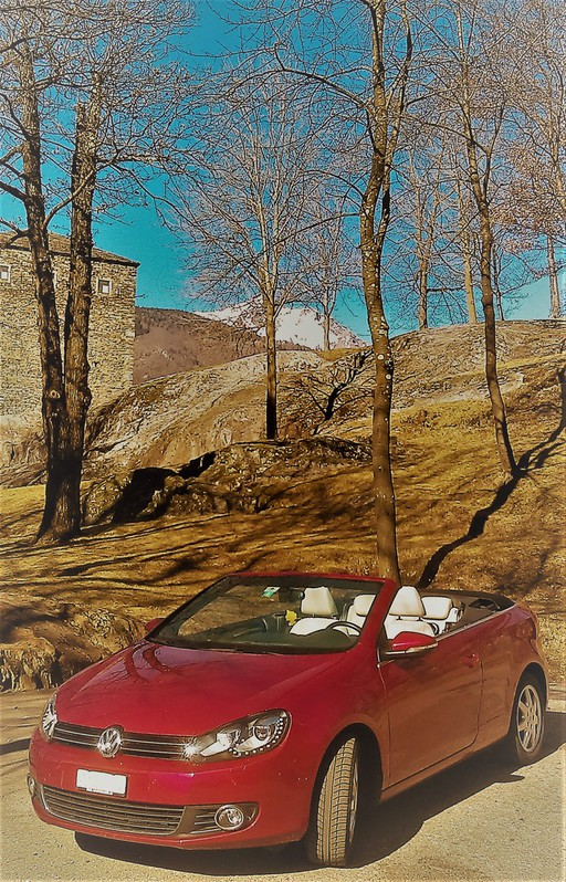 VW Golf Cabrio 1.4 TSI DSG VW 3