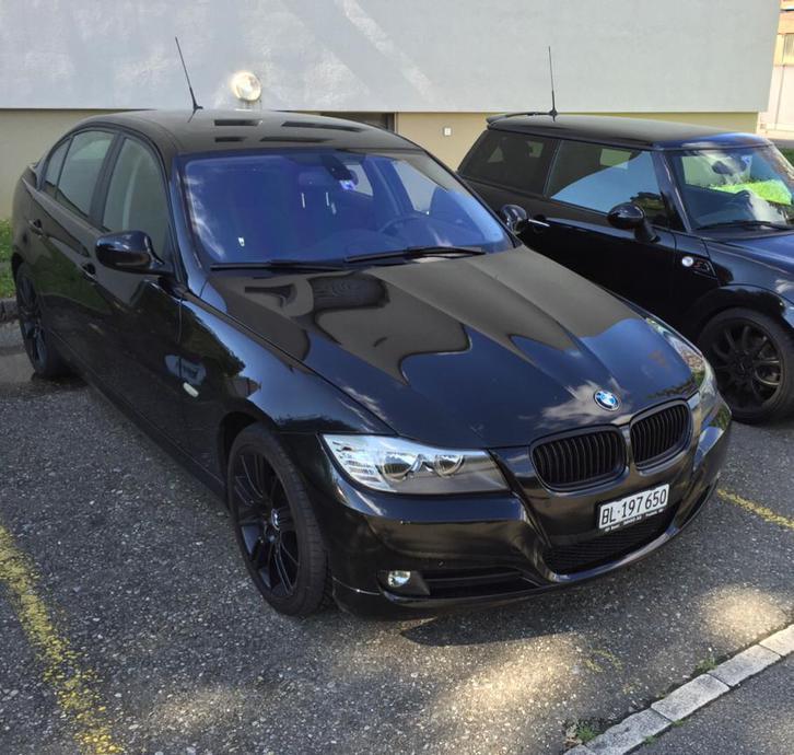 BMW 320d E90 LCI BMW 1