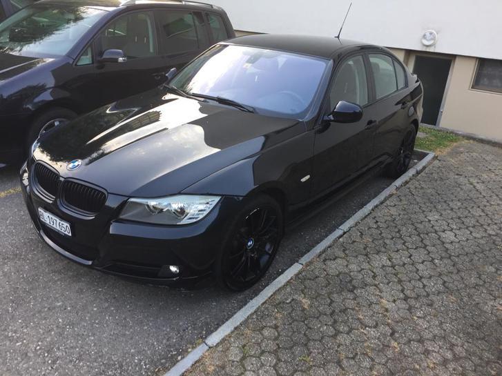 BMW 320d E90 LCI BMW 3