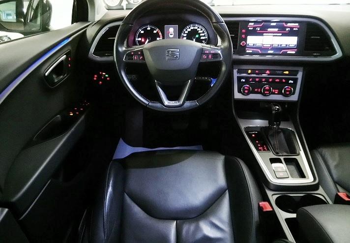 SEAT Leon ST X-Perience 2.0 TDI 4 Drive DSG  Seat 3