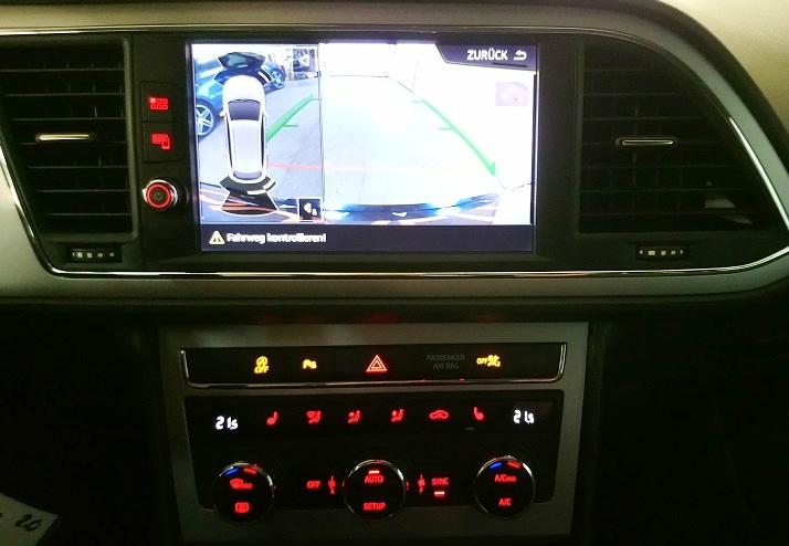 SEAT Leon ST X-Perience 2.0 TDI 4 Drive DSG  Seat 4
