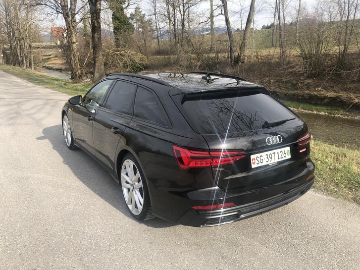 Audi A6 Avant 50 TDI Sport qu ABT Audi 2