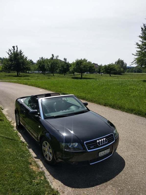 Audi A4 3.0 V6 quattro Cabriolet Audi 1