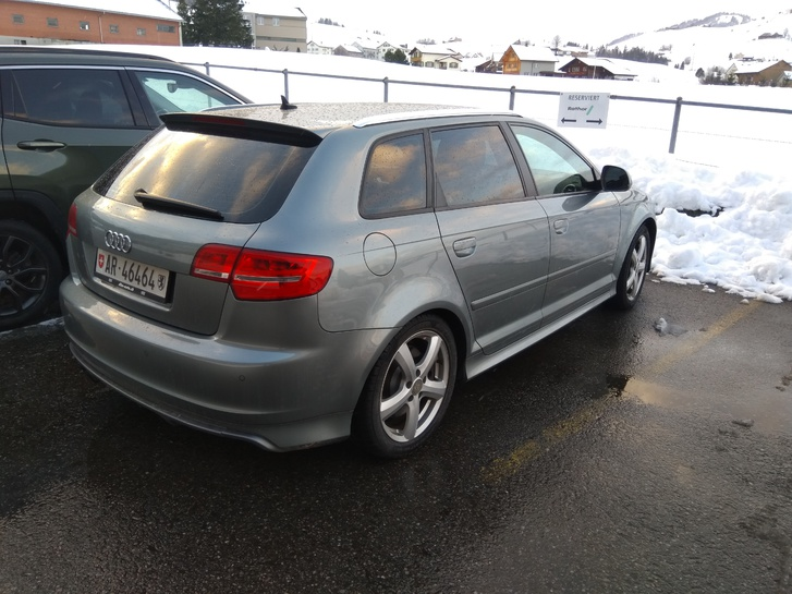 S3  265 PS Audi 1