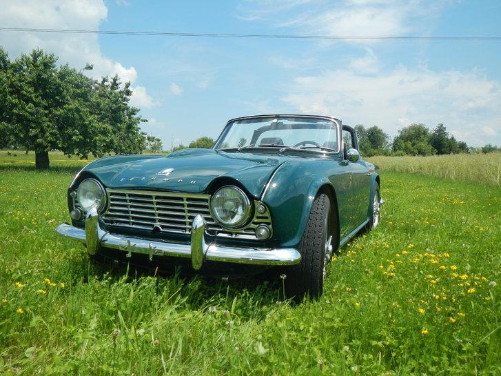 TR4 Triumph 2