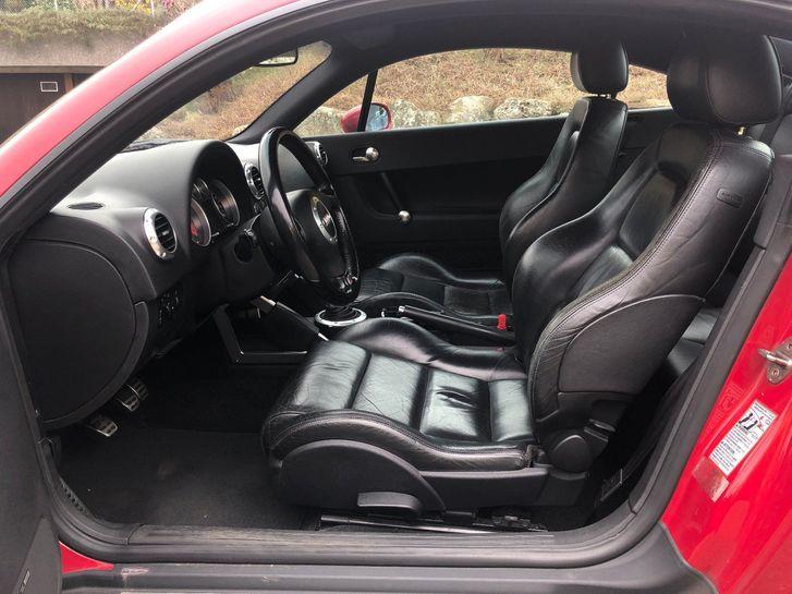 Audi TT Quattro Audi 4