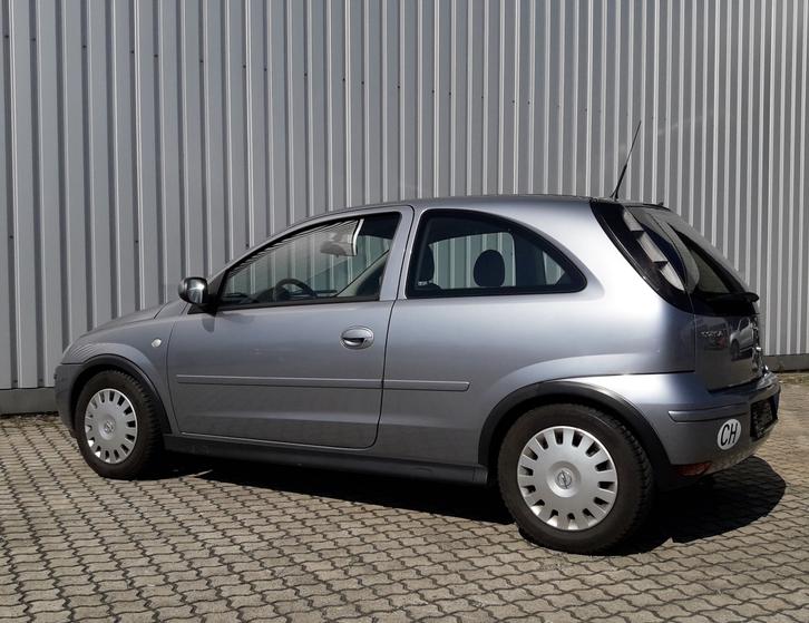 Opel Corsa 1.2 TwinPort Enjoy / Ab MFK 02.2019  Opel 1