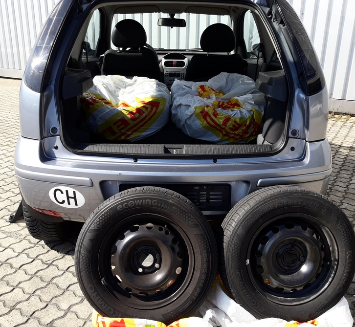 Opel Corsa 1.2 TwinPort Enjoy / Ab MFK 02.2019  Opel 3