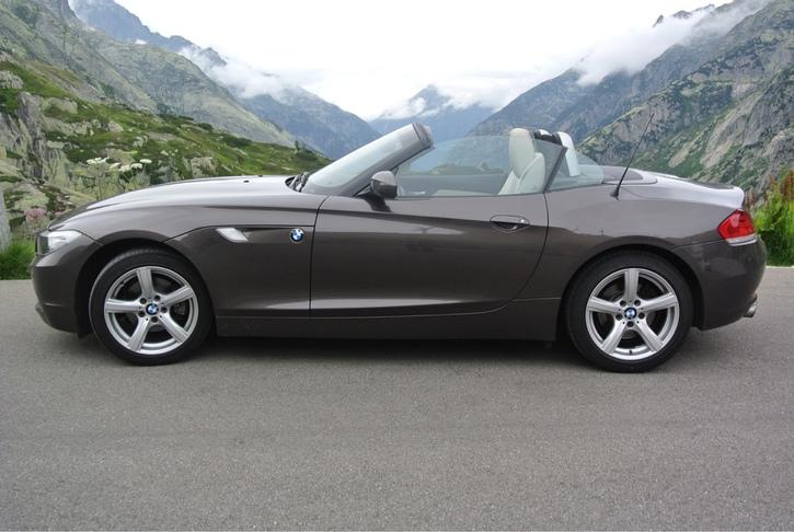 BMW Cabrio in Top Zustand BMW 1