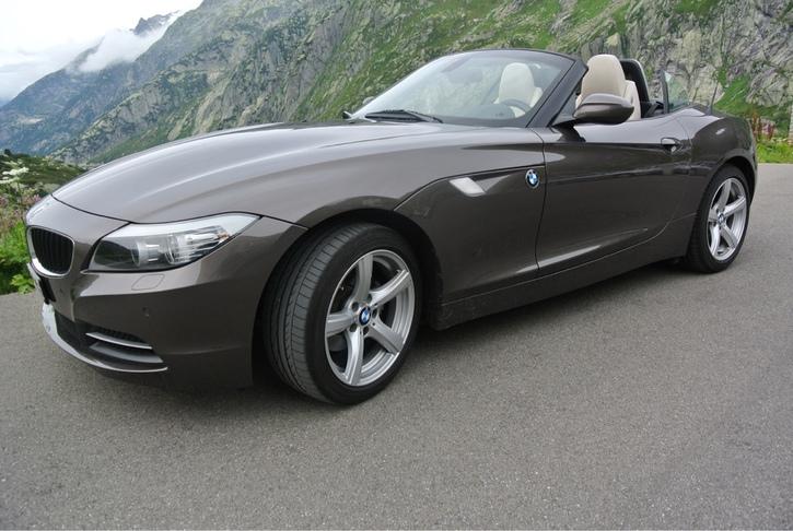BMW Cabrio in Top Zustand BMW 3
