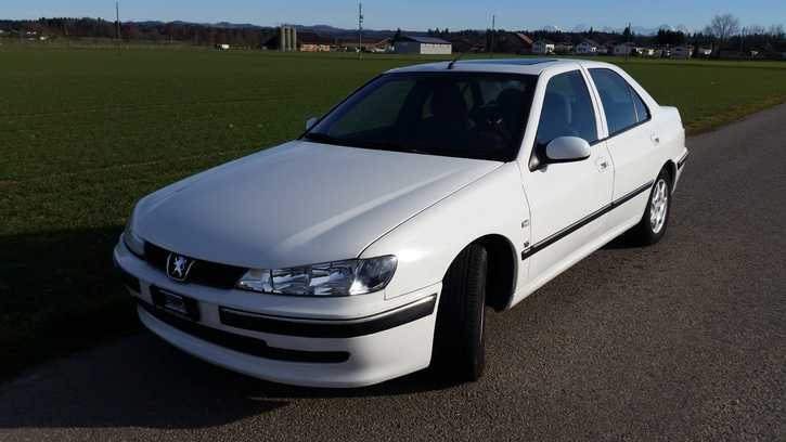 Peugeot 406 3.0 V6 Peugeot 1